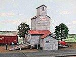 Farmers Grain & Stock Company -- HO Scale Model Railroad Building -- #115