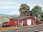 Sonny's Shack Kit -- N Scale Model Railroad Building -- #605