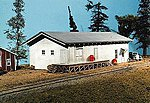 Freight House Kit -- HO Scale Model Railroad Building -- #701