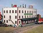 A.C. Brown Manufacturing Company Kit -- HO Scale Model Railroad Building -- #715