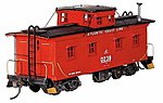 Class M3 Wood Caboose Kit Atlantic Coast Line -- HO Scale Model Train Freight Car -- #869
