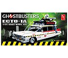 GHOSTBUSTERS Ecto-1A -- Plastic Model Car Kit -- 1/25 Scale -- #750