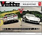 Vette Magazine/2012 Corvette Coupe & Convertible -- Plastic Model Car Kit -- 1/25 Scale -- #786