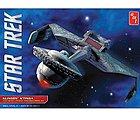 STAR TREK KLINGON K'TINGA -- Science Fiction Plastic Model Kit -- #794