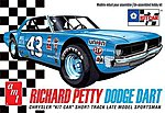 PETTY DODGE DART SPORTSMAN -- Plastic Model Car Kit -- 1/25 Scale -- #819