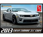 2013 CHEVY CAMARO ZL-1 -- Plastic Model Car Truck Vehicle Kit -- 1/25 Scale -- #841