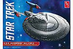 Star Trek USS Enterprise 1701E -- Science Fiction Plastic Model Kit -- 1/1400 Scale -- #853