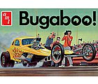 BUGABOO VW DRAGSTER -- Plastic Model Dragster Kit -- 1/25 Scale -- #859