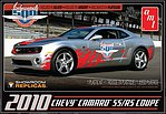 1/25 2010 Chevy Camaro RS/SS Coupe -- Plastic Model Car Kit -- 1/25 Scale -- #893