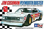 Jim Cushman Plymouth Duster -- Plastic Model Car Kit -- 1/25 Scale -- #924