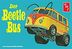 Volkswagen Beetle Bus Van Show Rod -- Plastic Model Truck Kit -- 1/25 Scale -- #992