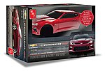 2016 Chevy Camaro SS (Pre-Painted) -- Plastic Model Car Kit -- 1/25 Scale -- #1020-12