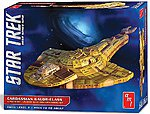 Star Trek Cardassian Galor Class -- Science Fiction Plastic Model Kit -- 1/750 Scale -- #1028-12
