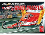 Coca Cola Don Snake Prudhomme Wedge Drag -- Plastic Model Car Kit -- 1/25 Scale -- #1049