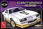 1983 Chevy Camaro Z-28 50th Anniversary -- Plastic Model Car Kit -- 1/25 Scale -- #1051
