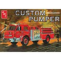 American LaFrance Pumper Fire Truck -- Plastic Model Truck Kit -- 1/25 Scale -- #1053