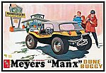 Meyers Manx -- Plastic Model Car Kit -- 1/25 Scale -- #651