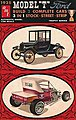 1925 Ford Tall T -- Plastic Model Car Kit -- 1/25 Scale -- #670