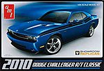 2010 Dodge Challenger R/T Classic -- Plastic Model Car Kit -- 1/25 Scale -- #671