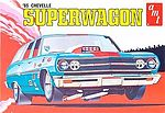 1965 Chevy Chevelle Super Wagon -- Plastic Model Car Kit -- 1/25 Scale -- #701/12