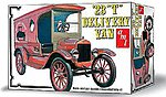 1923 Ford Model T Delivery -- Plastic Model Vehicle Kit -- 1/25 Scale -- #860-12