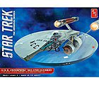 Star Trek TOS Enterprise Cutaway -- Science Fiction Plastic Model Kit -- 1/537 Scale -- #891-06