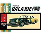 1966 Ford Galaxie -- Plastic Model Car Kit -- 1/25 Scale -- #904-12