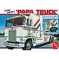 Tyrone Malone Kenworth Transporter Papa -- Plastic Model Truck Kit -- 1/25 Scale -- #932-06