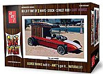George Barris Surf Woody (Color Version) -- Plastic Model Car Kit -- 1/25 Scale -- #97