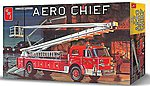 American LaFrance Aero Chief Fire Truck -- Plastic Model Truck Kit -- 1/25 Scale -- #98