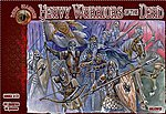 Heavy Warriors of the Dead Mythical Figures (40) -- Plastic Model Fantasy Figure -- 1/72 -- #72012