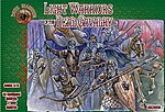 Light Warriors of the Dead Cavalry Mythical Figures -- Plastic Model Fantasy -- 1/72 -- #72013