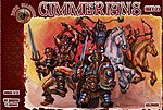 1/72 Cimmerians Set #2 Figures