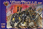 1/72 War Trolls Set #1 Figures