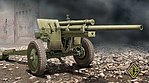 US M5 3 inch Anti-Tank Gun w/M1 Carriage -- Plastic Model Military Vehicle Kit -- 1/72 -- #72528