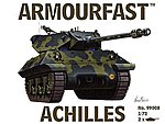 Achilles Tank Destroyer (2) -- Plastic Model Tank Kit -- 1/72 Scale -- #99008