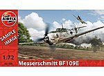 Messerschmitt Bf 109E -- Plastic Model Airplane Kit -- 1/72 Scale -- #01008