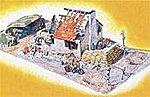 Forward Command Post -- Plastic Model Military Diorama Kit -- 1/76 Scale -- #03381