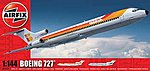Boeing 727 -- Plastic Model Airplane Kit -- 1/144 Scale -- #04177