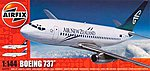 B737 Airliner -- Plastic Model Airplane Kit -- 1/144 Scale -- #04178