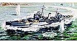 HMS Belfast -- Plastic Model Military Ship Kit -- 1/600 Scale -- #04212