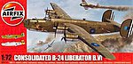 B24 Liberator B VI Bomber -- Plastic Model Airplane Kit -- 1/72 Scale -- #06010