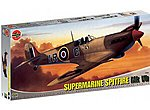 Supermarine Spitfire Mk VB Aircraft -- Plastic Model Airplane Kit -- 1/24 Scale -- #12005
