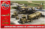 1/72 WWII USAAF 8th Air Force Re-Supply Set