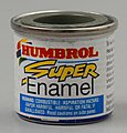 Humbrol Dark Slate Gray 1/2 oz