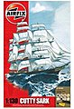 Cutty Sark Sailing Ship -- Plastic Model Sailing Ship Kit -- 1/130 Scale -- #50045