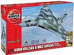 Avro Vulcan XH558 Aircraft -- Plastic Model Airplane Kit -- 1/72 Scale -- #50097