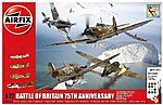 Battle of Britain 75th Anniversary Gift Set -- Plastic Model Airplane Kit -- 1/72 Scale -- #50173