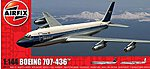 B707 Airliner -- Plastic Model Airplane -- 1/144 Scale -- #5171