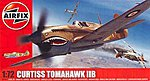 Tomahawk IIB Fighter -- Plastic Model Airplane Kit -- 1/72 Scale -- #55101